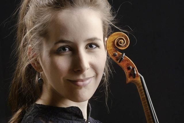 Christina Moser und Kateryna Tereshchenko spielen in Laufenburg