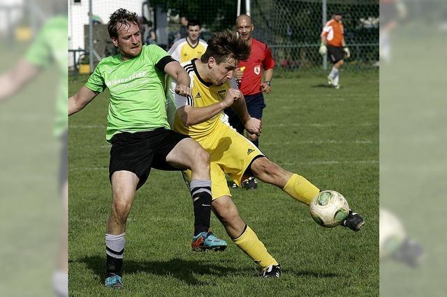 SV Nollingen setzt Zeichen gegen den Abstieg