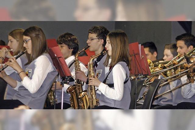Vier Orchester, ein Klang