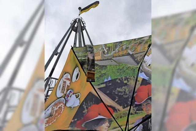 Fast 20.000 Menschen erklommen 2013 den Eichbergturm