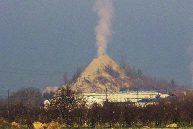 Monte Kalino vor Ausbruch?
