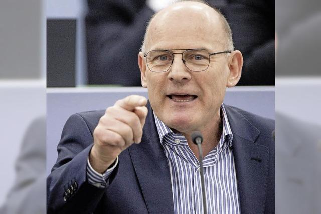 Verkehrsminister: Müllheim und Auggen zu spät dran