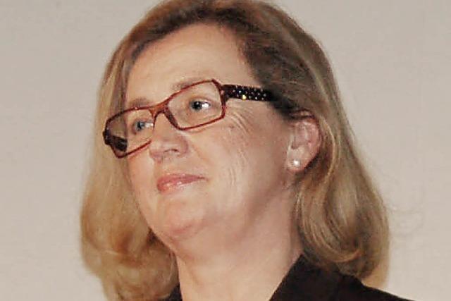 Marie-Louise Fort ist zurück