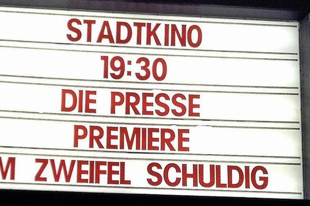 Filmbegeisterung führt um die Welt