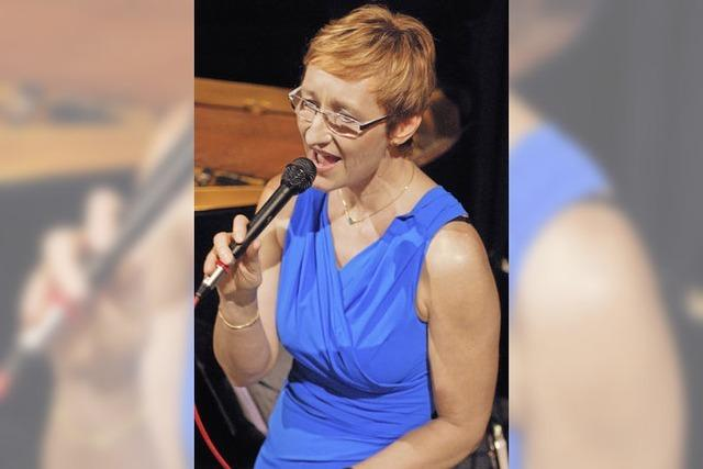 Judith Becker in Lörrach: Frisch und zerbrechlich