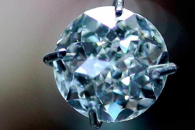 Diamanten in Freiburg: Der härteste Rohstoff der Welt