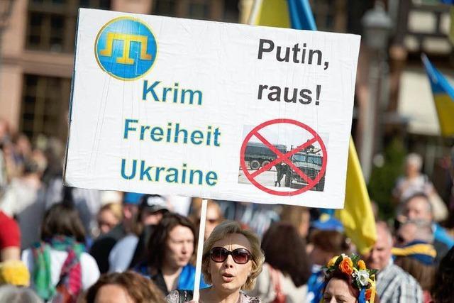 Wirtschaftssanktionen gegen Russland – ja oder nein?