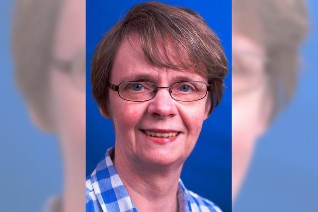 Angelika Evers (Freiburg)