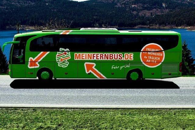 Fernbus fährt künftig von Offenburg nach Berlin