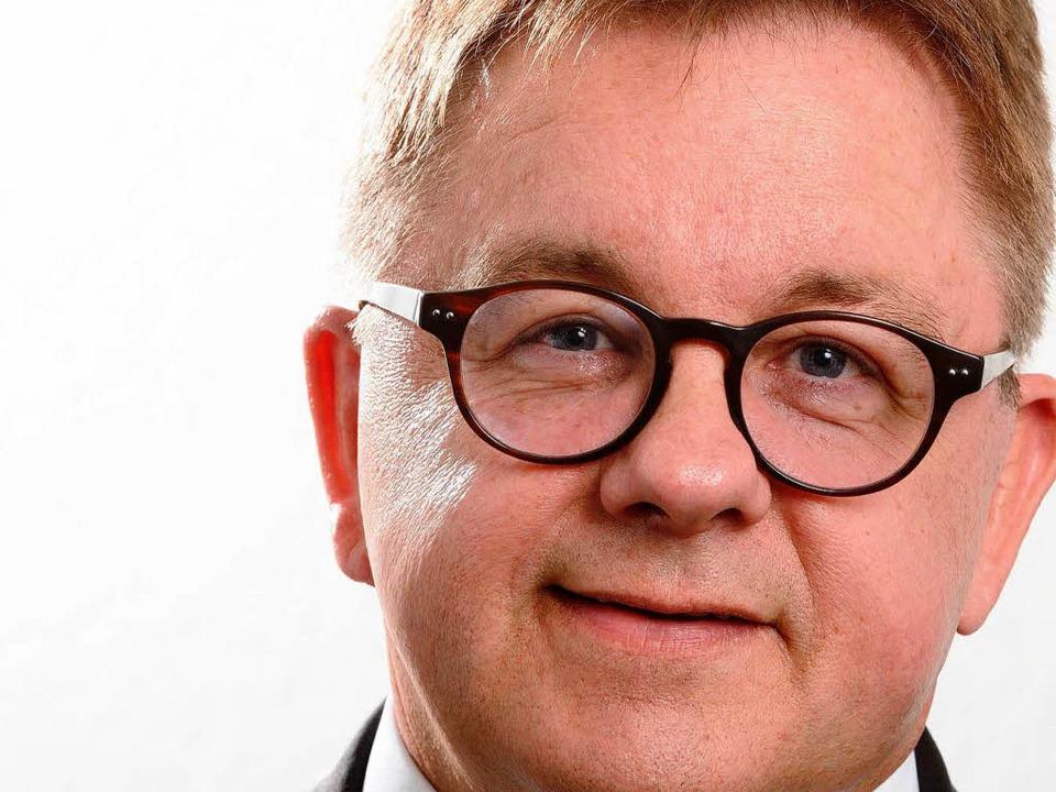 Ein potenzieller CDU-Kandidat für den ...n des Ministerpräsidenten: Guido Wolf.  | Foto: dpa