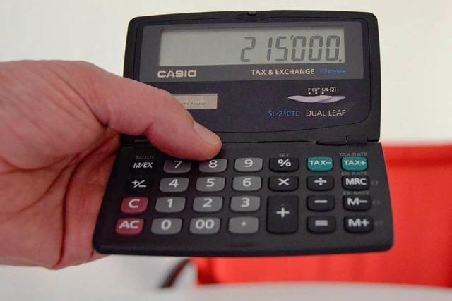 Lahrer betrügt eine Seniorin um 215 000 Euro