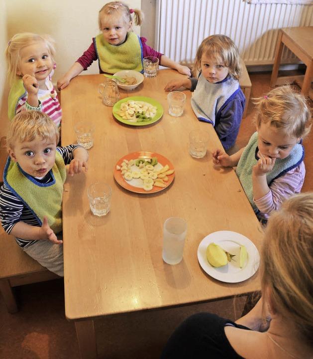 Frühstück im Spatzennest   | Foto: gb