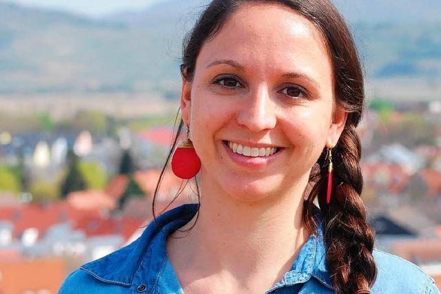 Rebecca Gut: Breisacher Weinfest bekommt neue Chefin