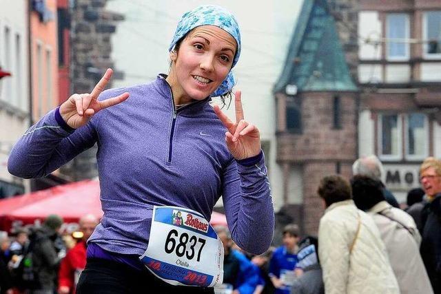 Veranstalter: Lokale Sponsoren meiden den Freiburg-Marathon