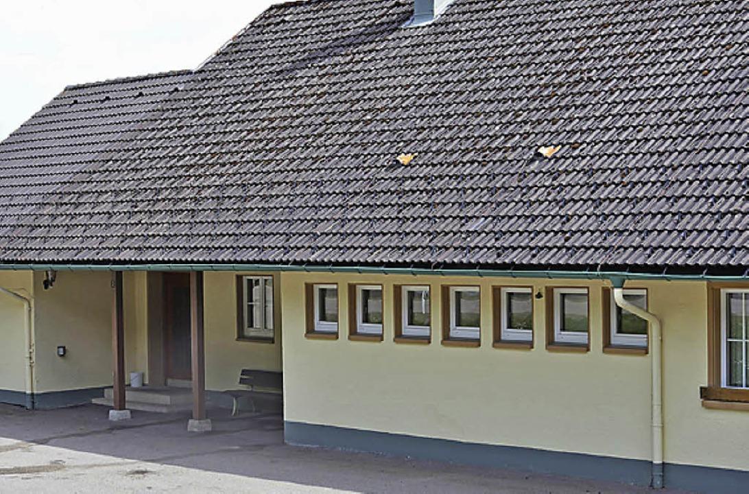 Altes Schulhaus in Mettenberg.    Foto: Wilfried Dieckmann