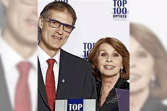 Optik Burkart unter Top 100