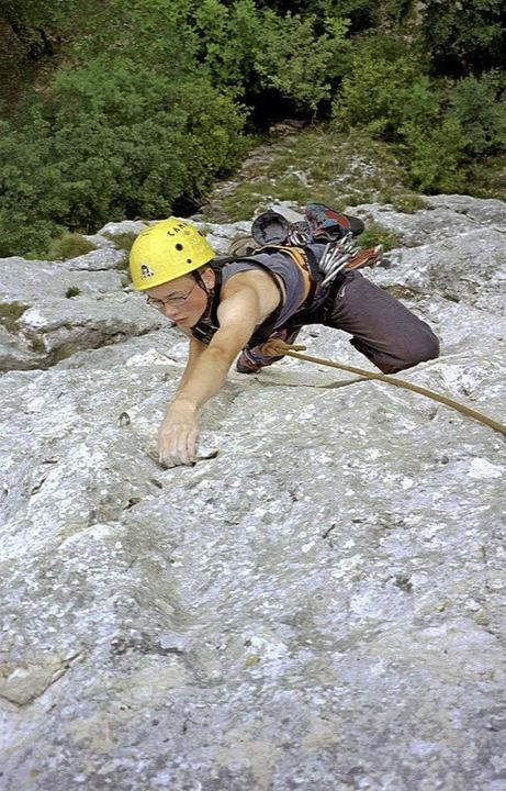 Sport spielt in der Präventionsarbeit ...ichkeit,  über sich  hinauszuwachsen.   | Foto: Privat