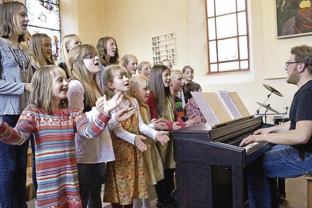 Ein mitreißendes Gospelkonzert