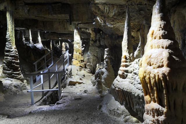 Ideen mit Strahlkraft fürs Höhlendorf