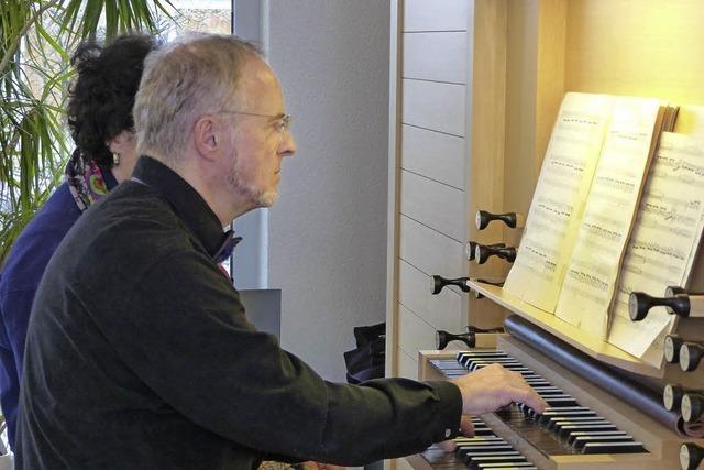 Von Bach bis Max Reger