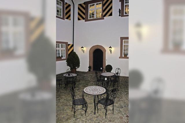 Schlossverein hat Vetorecht bei Änderungswünschen