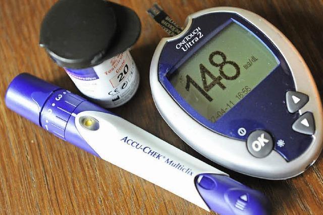 Rat und Tat für Diabetiker