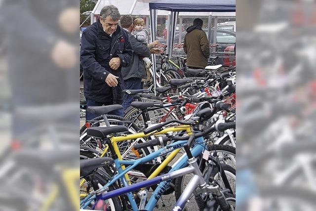Eine Börse für Räder