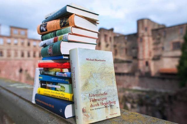 Heidelberg will Unesco-Literaturstadt werden