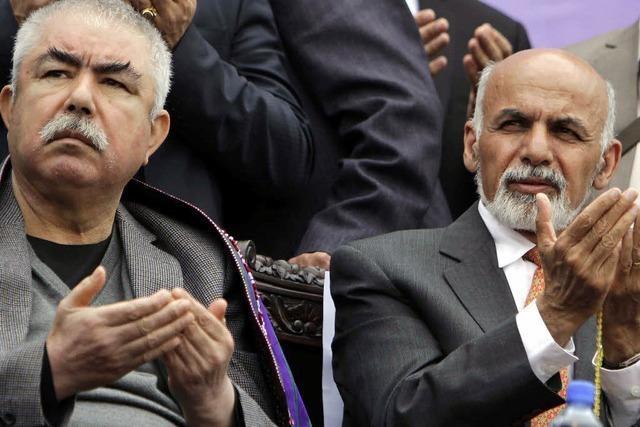 Wie stabil ist das Land und was machen die Taliban?