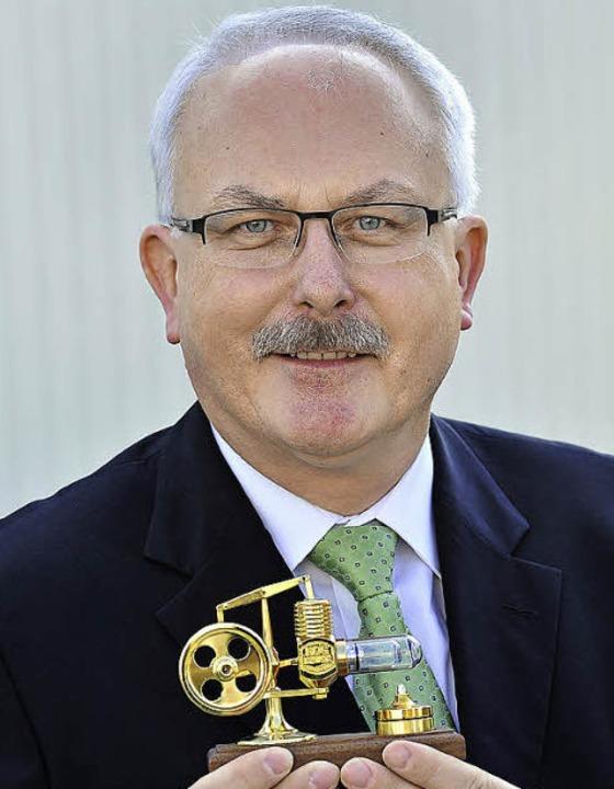 Vascomed-Geschäftsführer Wolfgang Geistert  | Foto: Thomas Kunz