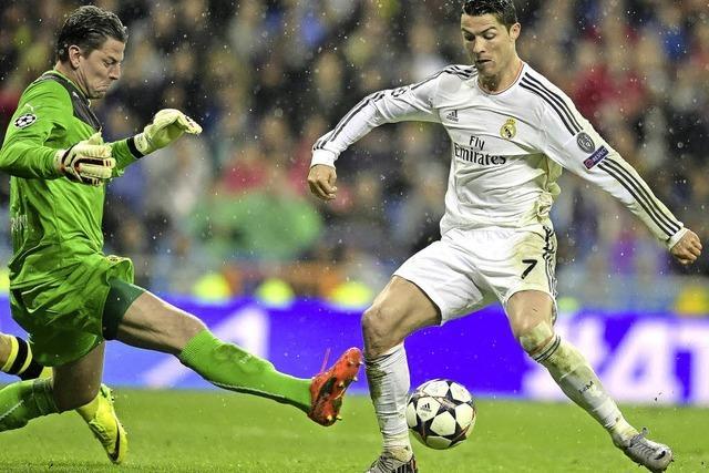 Dortmund verliert in Champions League 0:3 gegen Madrid