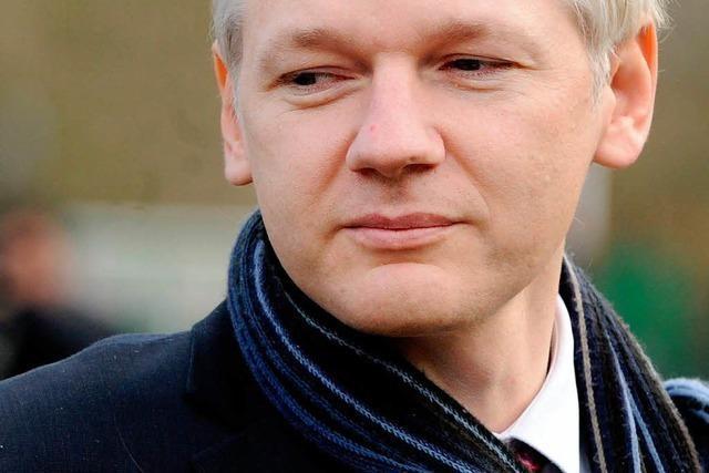 Assange meldet sich bei World Hosting Days zu Wort