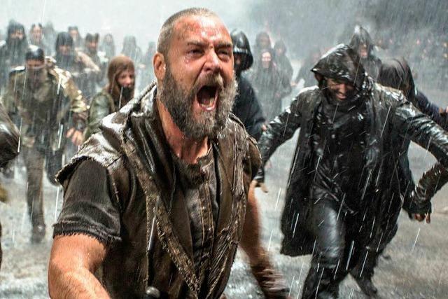 Noah: Monumentalfilm mit Russell Crowe