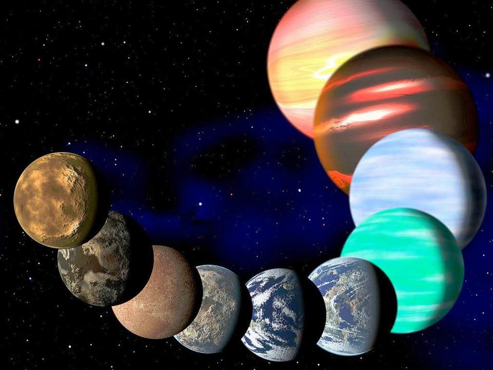 Wer sich für Planeten interessiert, ist auf dem Langenhard richtig.  | Foto: usage Germany only, Verwendung nur in Deutschland