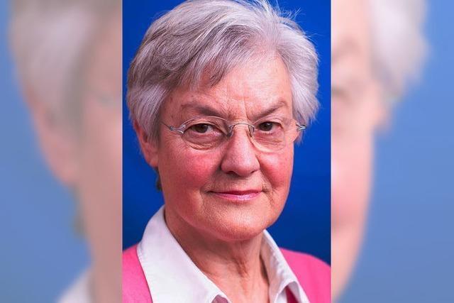 Dagmar Gräfingholt (Freiburg)