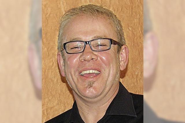 Volker Kress ist neuer Vorsitzender