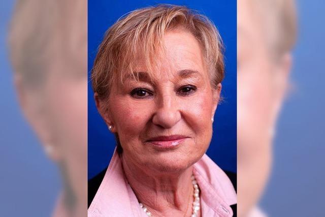 Birgit Scheer-Müller (Freiburg)