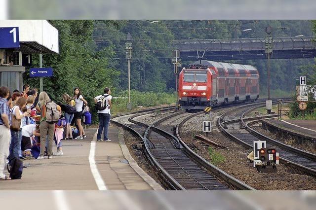 Gemeinderat formuliert Forderungen für Rheintalbahn