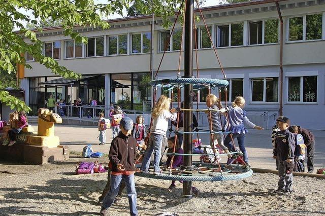 Hortbetreuung an Grundschule Burg