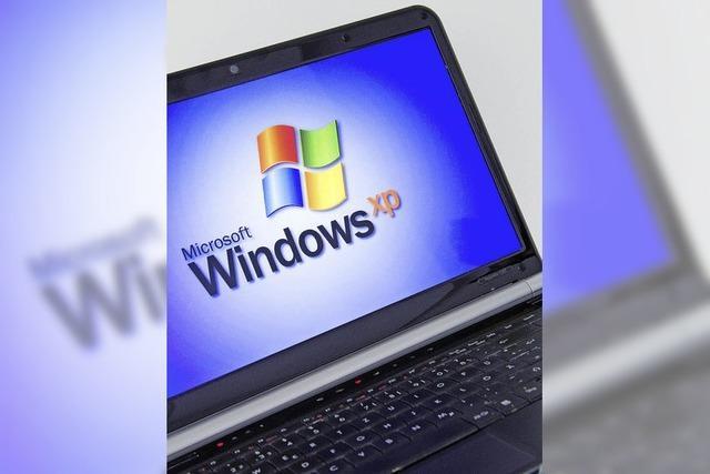 Windows XP und kein Ende