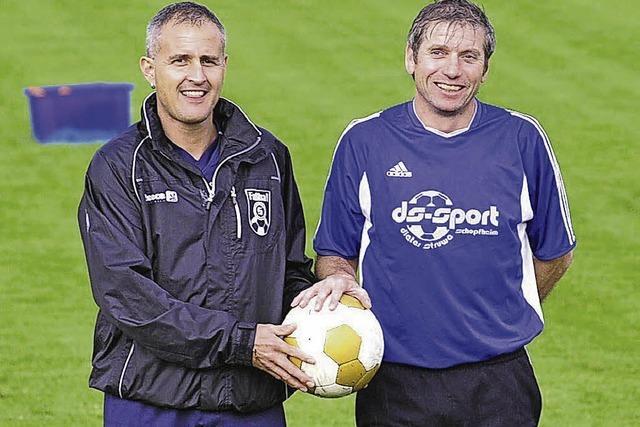 SC Schopfheim trennt sich von seinem Trainerduo Uwe Krähling und Markus Felber