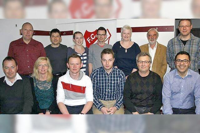 Langfristiges Ziel: Die Landesliga