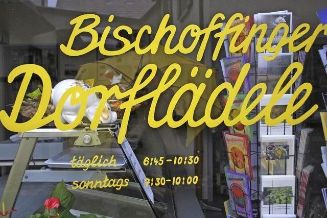 Das Dorflädele in Bischoffingen erwirtschaftet Gewinn