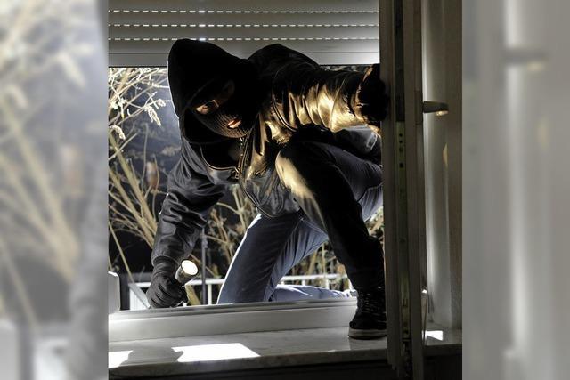 Einbrecher und Diebe trüben das Bild