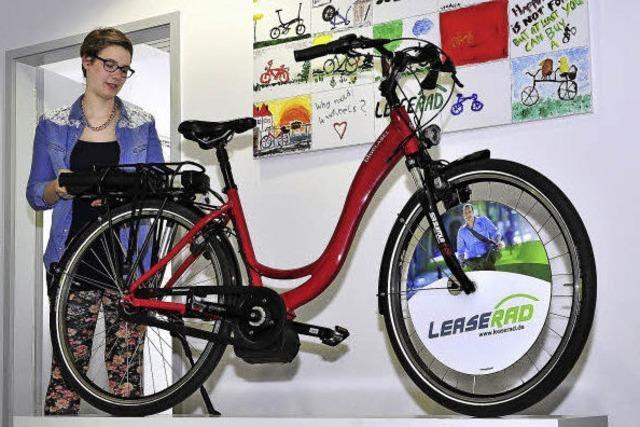 Radfahren als Geschäftszweck