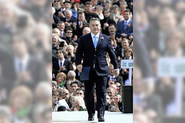 Orban steht vor neuem Wahlsieg