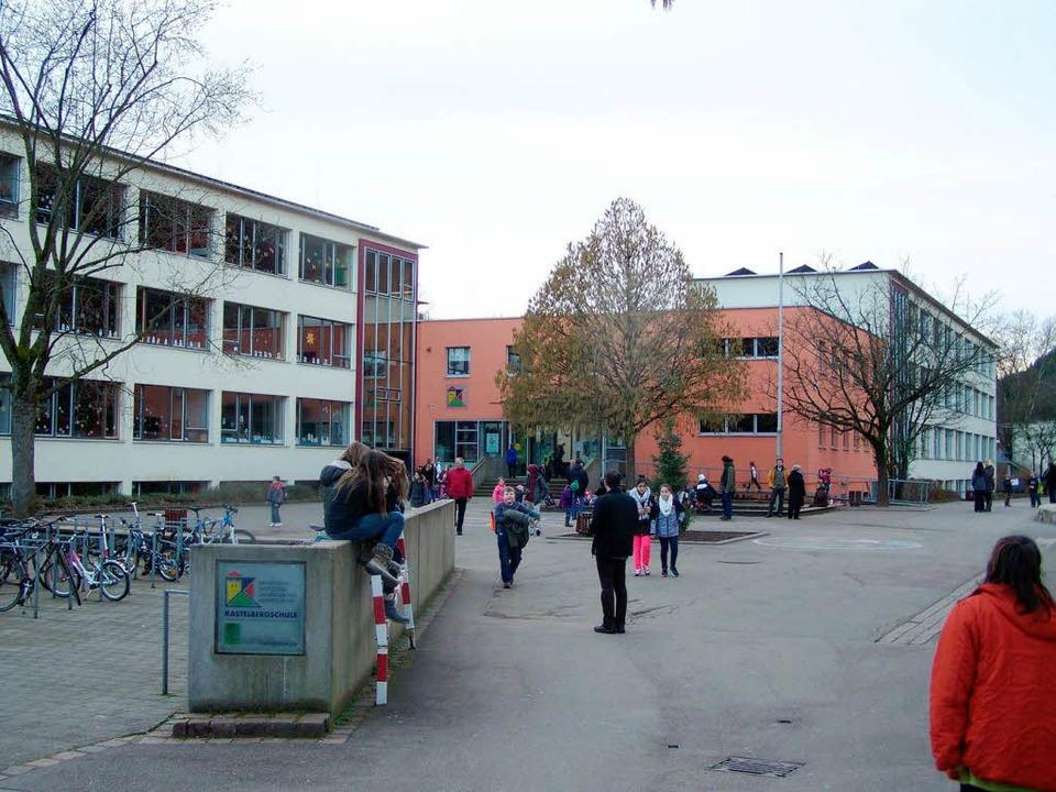 Die Kastelbergschule Waldkirch wird ab...le. Die Nachfrage der Eltern ist groß.  | Foto: Sylvia Timm