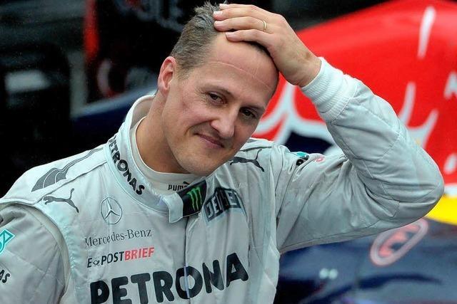 Schumacher wird aus dem künstlichen Koma geholt