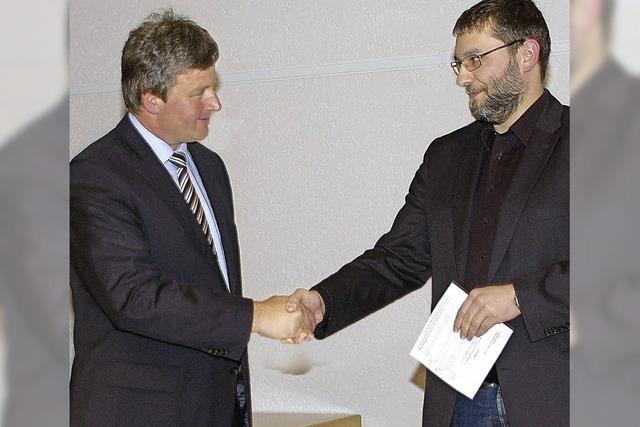 Karl-Josef Herbstritt ist als Bürgermeister im Amt
