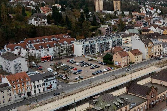 Weg für Hotel am Lörracher Hauptbahnhof ist frei